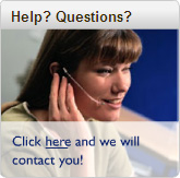 Help? Questions? Click HERE and we will contact you.