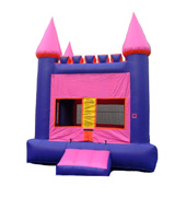 Pink and Purple Castle jumper