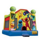 Elmo Sesame Street jumper